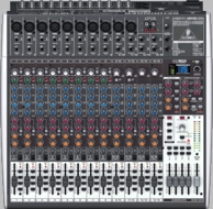 Behringer (X2442USB) Premium 24-Input 4/2-Bus Mixer with XENYX Mic Preamps & Compressors, British EQs, 24-Bit Multi-FX Processor, USB/Audio Interface and energyXT2.5 Compact BEHRINGER Edition Music Production Software