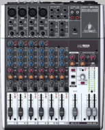 Behringer (XENYX X1204USB) Premium 12-Input 2/2-Bus Mixer with XENYX Mic Preamps & Compressors, British EQs, 24-Bit Multi-FX Processor, USB/Audio Interface and energyXT2.5 Compact BEHRINGER Edition Music Production Software