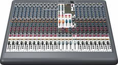 Behringer (XL2400) Premium 24-Input 4-Bus Live Mixer with XENYX Mic Preamps and British EQs