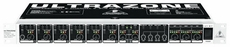 Behringer (ZMX8210) Professional 8-Channel 3-Bus Mic/Line Zone Mixer with Remote Control and Link Ports