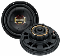 "Boss Audio (D12F) 12"" Flat Subwoofer (4-Ohm)"