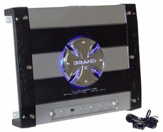 Brand-X (L160X2) 596 Watt 2 Channel Mosfet Amplifier
