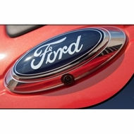 Rydeen (CM1-F170C-PR) Factory Custom Ford CMOS III Camera Mirror/Positive Image w/ Parking Lines- 2009+ F Series Only