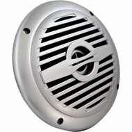 """CPS (CPS600S) 6.5"""" 80W CS Value Series Coaxial, Silver"""