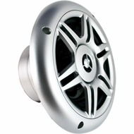 """CPS (CPS650SMTS) Sport Series, 6.5"""" 2-Way 165W Max Speakers, Silver"""