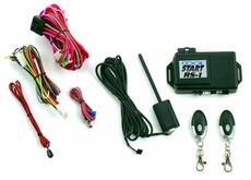 CrimeStopper (RS-1) 1-Button 1-Way Remote Start System