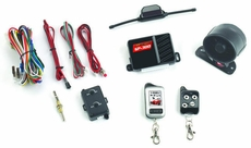 CrimeStopper (SP-300) Deluxe 2-Way Alarm/Keyless Entry System