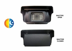 CrimeStopper (SV-6915 IR AS) Commercial Grade CMOS IR Color Camera with Night Vision and Auto Shutter