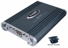 Logic (DBX1604) 1600W 4 Channel MOSFET Power Amplifier