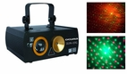 DEURA (DEURA-85RG) Led & Firefly Twinkling Laser Light