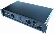DEURA (MA-1500) 2U 1500w Max, 2 x 220w @ 8 Ohm Stereo Power Amplifier