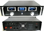 DEURA (MA-5000) 2U 5000w Max, 2 x 375w @ 8 Ohm Stereo Power Amplifier