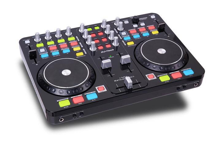 dj Tech i Mix Reload Dj-tech I-mix Reload Mkii dj