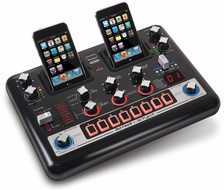 DJ-Tech (i-Styler) DJ Station for iPods w/792 Jingles & Voice Changer Built-in
