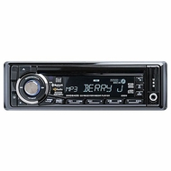 Dual (XHD6425) CD/USB Receiver With built-In HD Radio