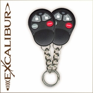 Excalibur (RS-350-EDP) Deluxe Keyless Entry & Remote Start System