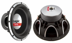 "Logic (EXP12) 12"" Dual Voice Coil Subwoofer"