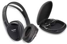 Farenheit (HP-11S) Swivel Ear Pad Single Channel IR Wireless Head Phone