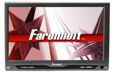 "Farenheit (T-7012IR) 7"" Dual Channel IR Headrest Monitor"