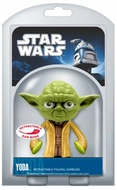 Funko (2070) Yoda Star Wars 'Jam Bot' Figural Character Retractable Earbuds