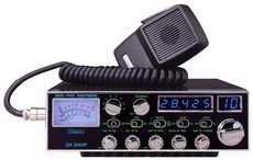Galaxy (DX-94HP) 10 Meter Amateur Mobile Transceiver With Built-in Frequency Counter & StarLite Face Plate