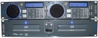 GLI Pro (DC-9000) Professional Dual CD Player