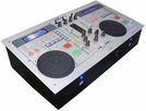 GLI Pro (DJ-9.4) Professional Dual CD Player/Mixer Combo