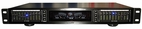 GLI Pro (GQ-3000) Dual 10-Band Digital Audio Stereo Equalizer, Black