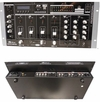 "GLI Pro (MX-2400U) 19"" Professional 4-Channel DJ Mixer with USB/SD"