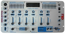 "GLI Pro (MX-3770) 19"" 4-Channel Mixer with Sound Effects"