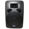 "GLI Pro (Pro-15USB) 1500 Watt Powered 15"" 2 Way PA Speaker System with USB Input and SD Card Input"