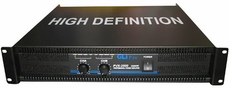 GLI PRO (PVX-2500) 2U 2500 Watt High Definition Power Amplifier