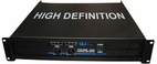 GLI PRO (PVX-3000) 2U 3000 Watt High Definition Power Amplifier