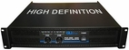 GLI Pro (PVX-3500) 2U 3500 Watt High Definition Power Amplifier