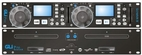 GLI Pro (Scratch 8) Dual CD Player with USB and SD Card