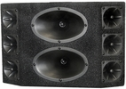 GLI Pro (TB-26) Tweeter Box w/6 Tweeters & 2 Big Horns