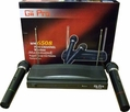 GLI Pro (WM-6508) Two Channel Wireless Microphones