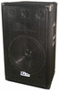"GLI Pro (XL-1580) 15"" 3-Way Carpeted Speaker with Full Grill"