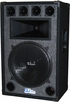"GLI Pro (XL-1595) 15"" 3-Way Carpeted Speaker"