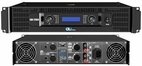 GLI Pro (XM-2500) 2U 1100w Max, 2 x 350w @ 8 Ohm Stereo Power Amplifier
