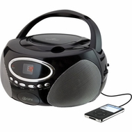 GPX (BC118B) Portable CD Player with AM/FM Radio