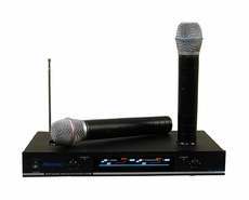 Hisonic (HS8286) Rechargeable Wireless Microphone System