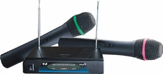 Hisonic (HS909) Professional VHF Wireless Microphone