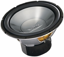 Infinity (REF1262W) 1200/300W 12-inch Dual Voice-Coil Subwoofer