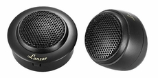 Lanzar (DCT) 1'' Silk Dome Neodymium Flush, Surface or Angle Mount Tweeter