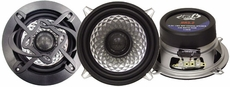 Lanzar (HR5.2) Heritage 5.25'' Two-Way Coaxial Speakers