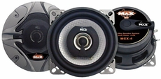 Lanzar (MCX4) Max Pro 140 Watts 4'' 2-Way Speakers