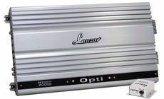 Lanzar (OPTI2000D) Optidrive 2000 Watt Half Ohm Stable Mono Block Digital Competition Class Amplifier