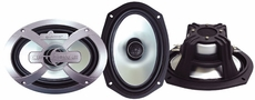 Lanzar (OPTI692) Optidrive 6''x9'' Two-Way Coaxial Speakers