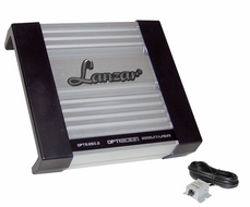 Lanzar (OPTS250.2) Opti Scion 900 Watt 2 Channel Competition Amplifier